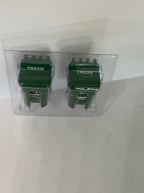 1/34  TRASH CAN SET (2)