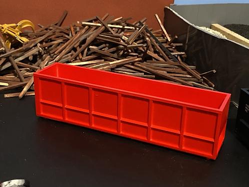 1/64 Roll off Dumpster