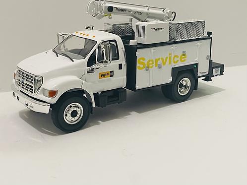 1/34 first gear CAT service