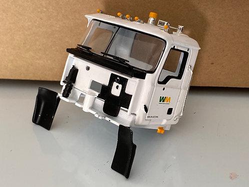 1/34 Mack granite cab