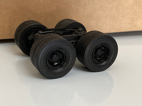 1/34 Mack rear end (black)
