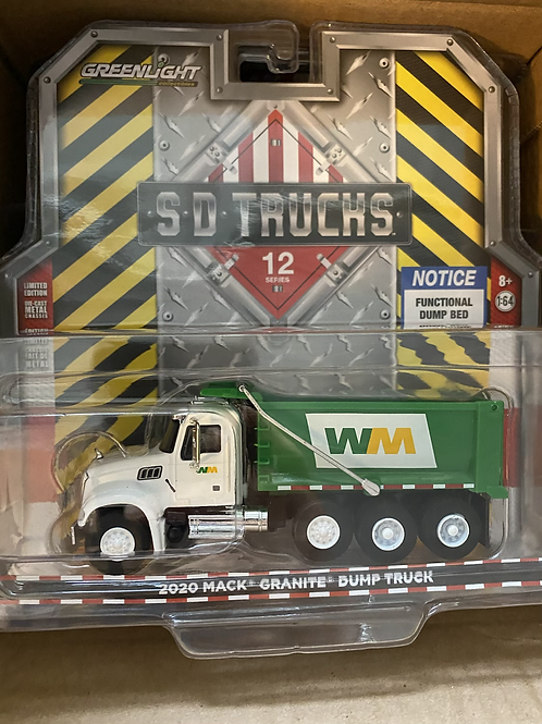 1/64 GL Dump truck WM
