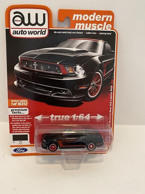 1/64 AW Mustang
