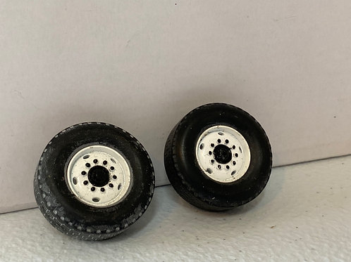 1/34 Mack front wheels (pair)