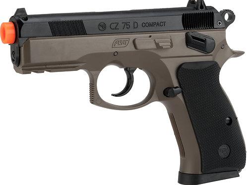 ASG Ceska zbrojovka CZ75D