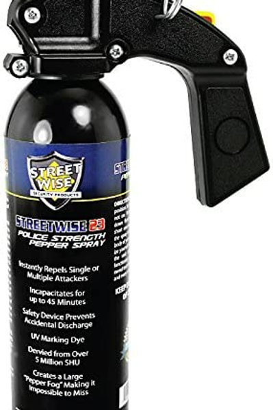 Gas pimienta extintor 23 OZ