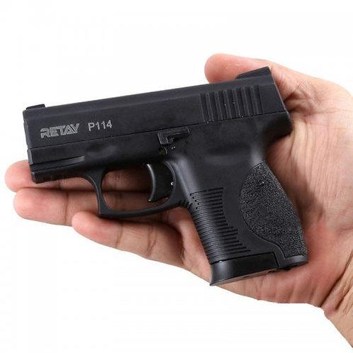 Pistola de bolsillo fogueo P114
