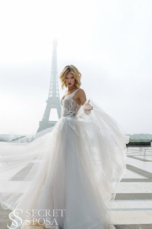 Wedding dress - Delfos
