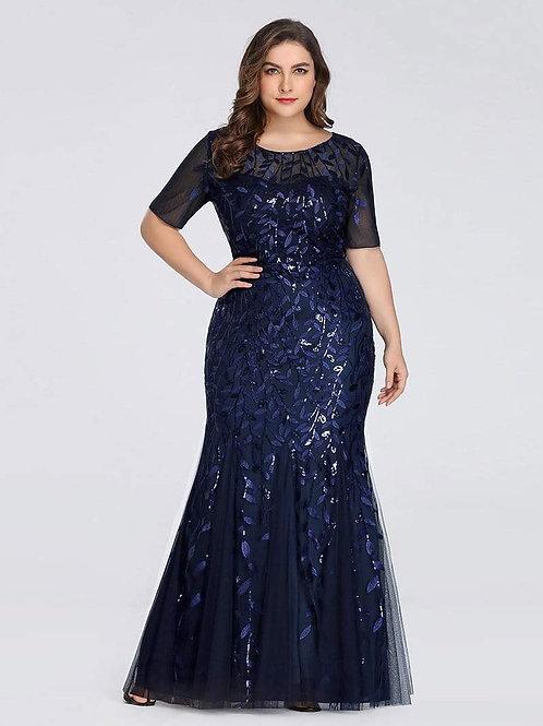 Bridesmaids Dress - EZ07707NB
