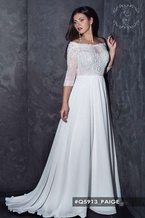 Wedding dress - Paige