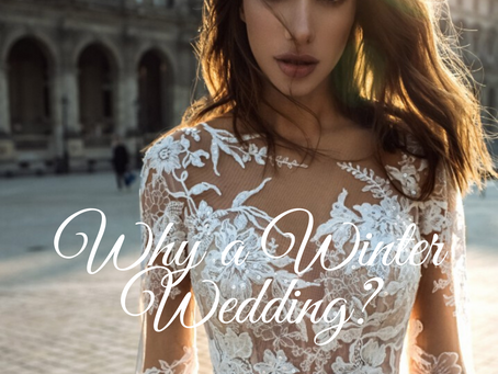 Why a Winter Wonderland Wedding? Pro's and Con's!