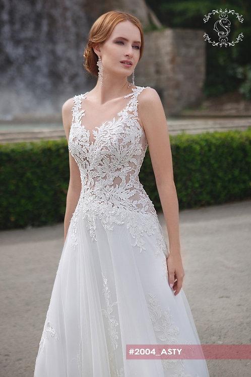 Wedding dress - Asty
