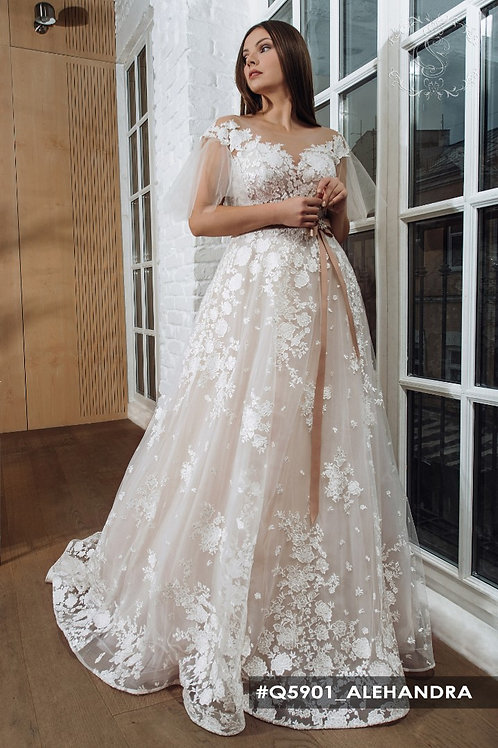 Wedding dress - Alehandra
