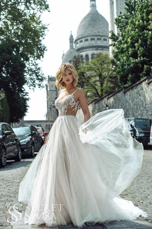 Wedding dress - Ruby