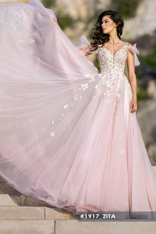 Wedding Dress - Zita