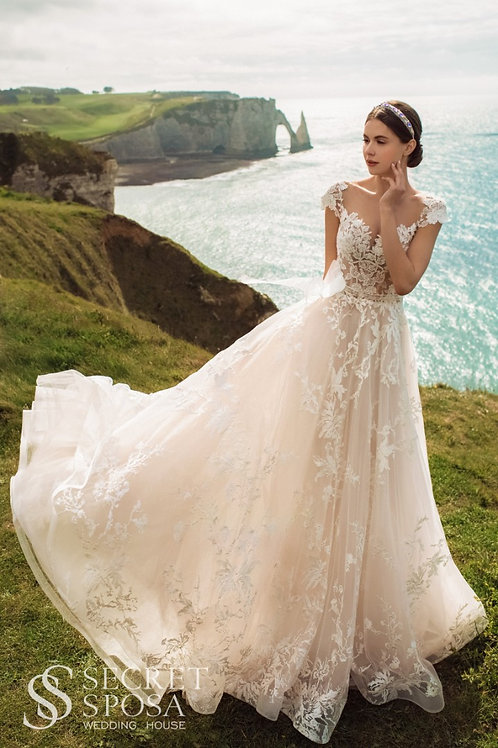 Wedding Dress - Obis