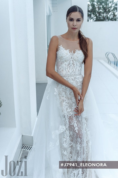 Wedding Dress - Eleonora+Skirt