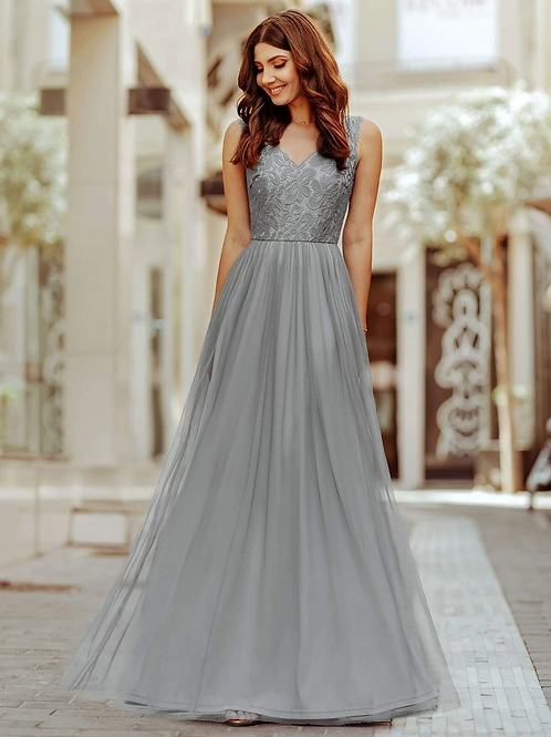 Bridesmaids Dress - EP07509GY