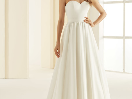Mix & Match - New to the Bridal Fashion Industry
