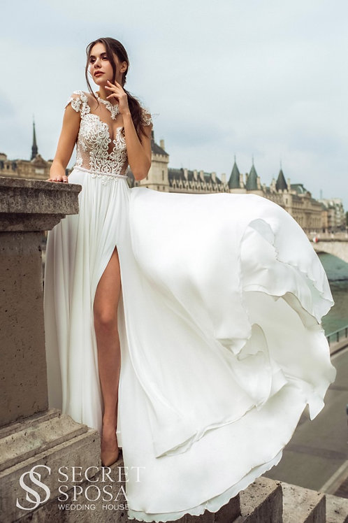 Wedding Dress - Masady