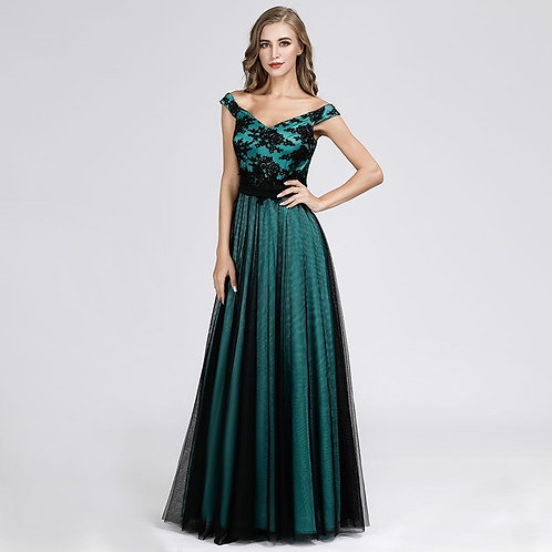 Bridesmaids Dress - EZ07912DG