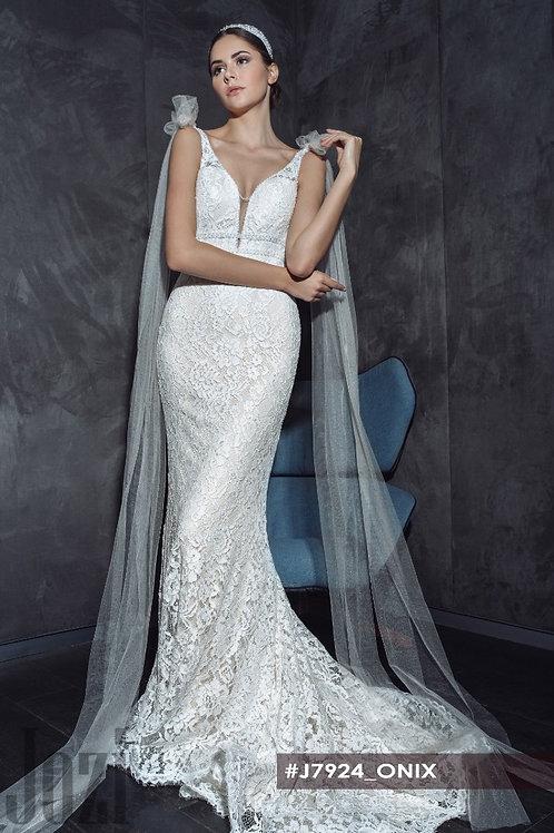 Wedding Dress - Onix