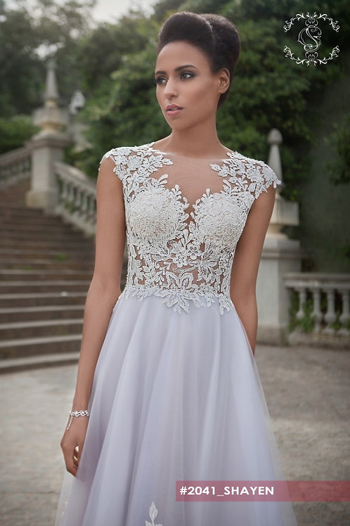 Wedding dress - Shayen