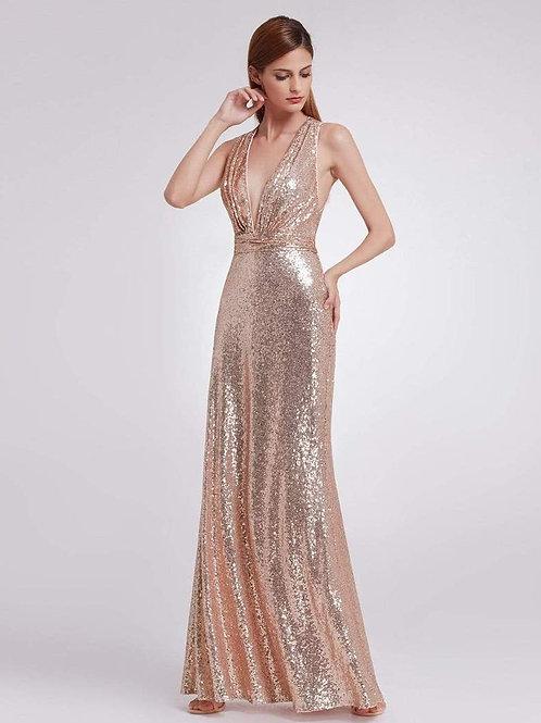 Bridesmaids Dress - EP07109RG