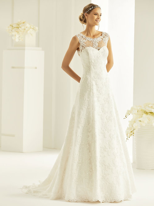 Wedding Dress - Sabrina