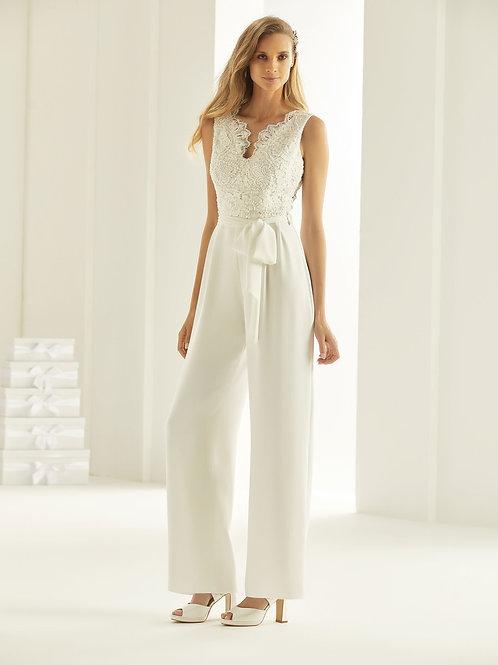 Bridal Jumpsuit - Trinity