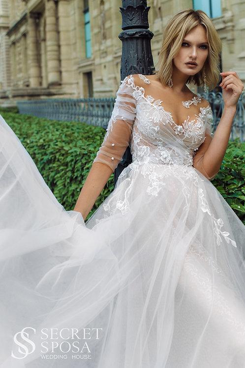 Wedding dress - Maluma