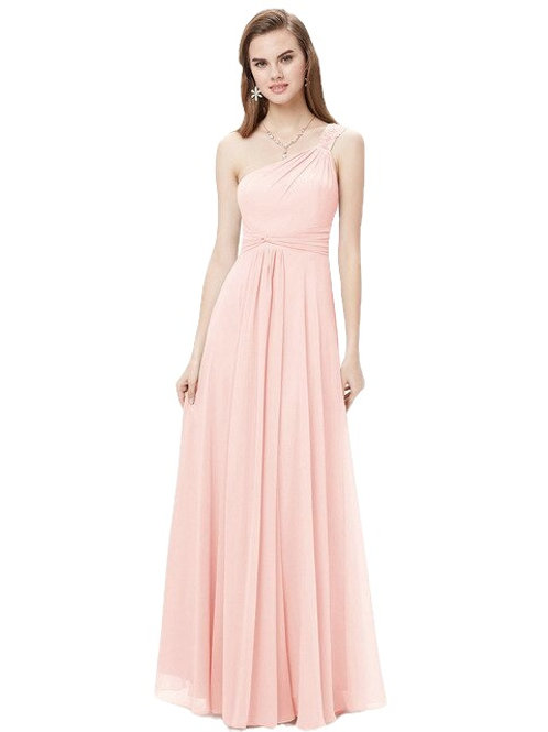 Bridesmaids Dress - HE08034PK