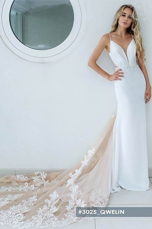 Wedding Dress - Qwelin
