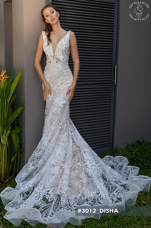 Wedding Dress - Disha