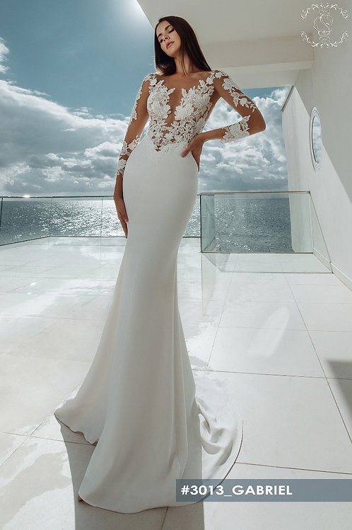 Wedding Dress - Gabriel