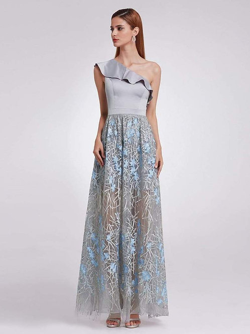 Bridesmaids Dress - EP07194GY