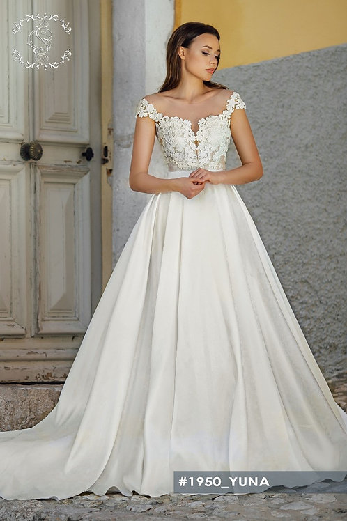 Wedding Dress - Yuna