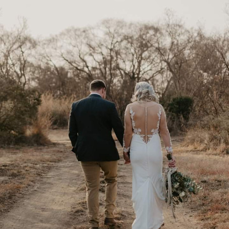 The what, why and how of a micro wedding!