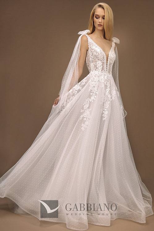 Wedding Dress - Baileys