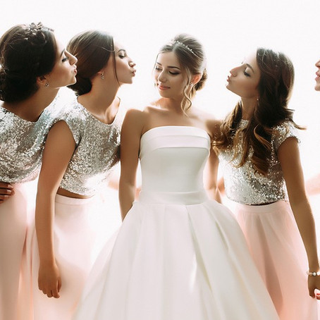 Choosing the perfect Bridesmaids Dress
