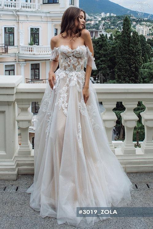 Wedding dress - Zola