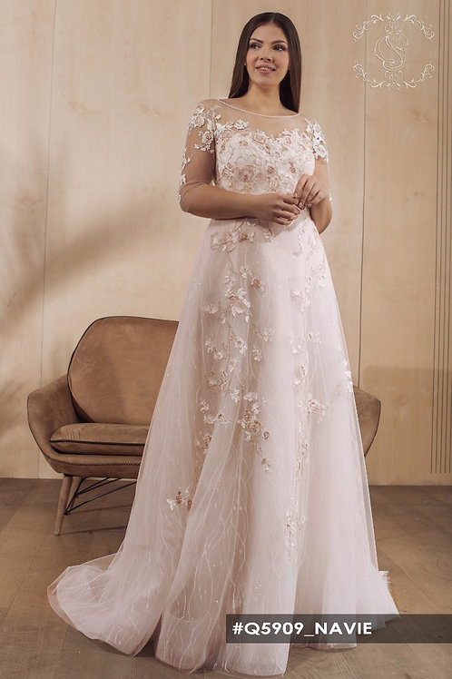Wedding dress - Navie