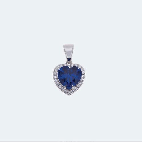 "copy of Set ""Blue heart"""