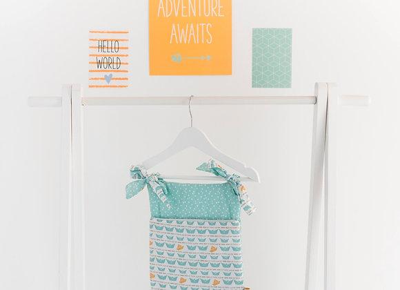Augustin - Le range-pyjama -PAPER BOAT