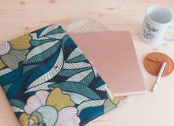 Laurette - La pochette à UltraBook - Soleil d'Hiver