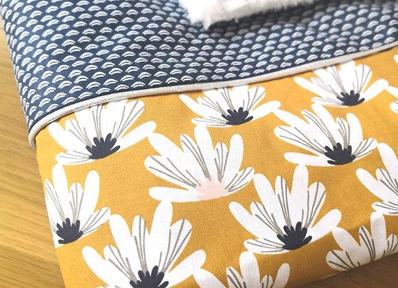 Célestine - La couverture douce - Lotus bleu