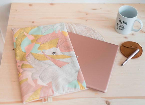 Laurette - La pochette à UltraBook - Sweet PineApple