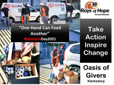 Mandela Day Project 2021