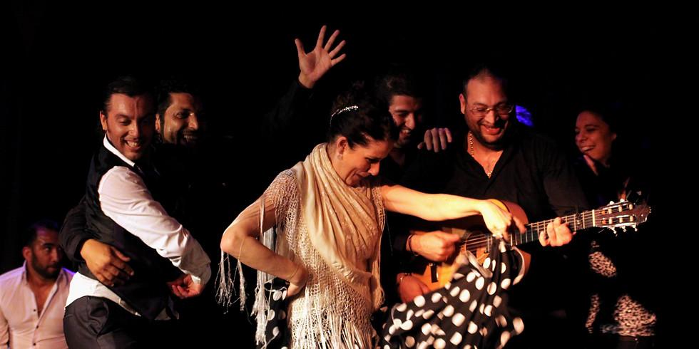 10 et 11 novembre - Stage d'immersion dans la buleria: Danse pour débutants et percussion