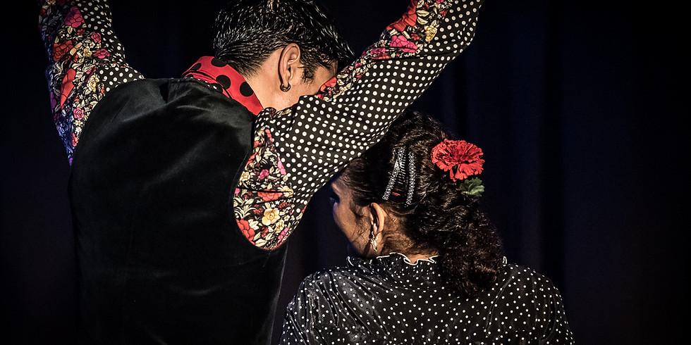 Tablaos avec Juan Fernández et Ana Pérez (2)